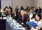 首届国际医养产业合作大会成功召开,爱彩文化传媒出席会议